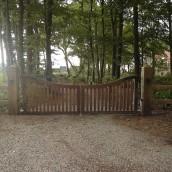 Eiken hek